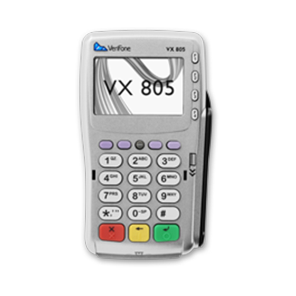 VX 805<br>VX 805 PIN pad delivers reliability, usability and next-generation NFC capabilities, all in one amazingly convenient payment device.
